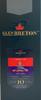 Ubique 150 commemorative single malt whisky- box front