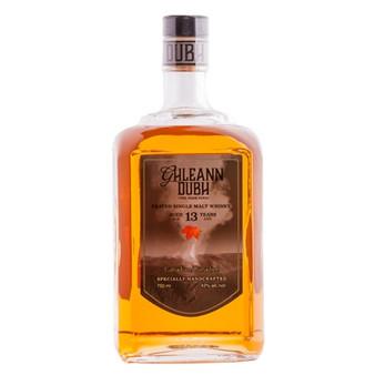 Glen Breton Ghleann Dubh Peated Single Malt Whisky- Bottle