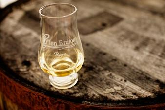Glen Breton Rare Single Malt Whisky Malt Glass 2