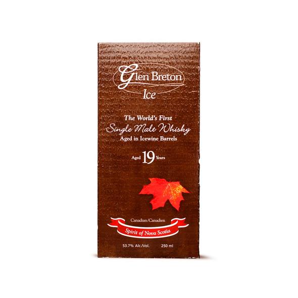 Glen Breton Ice 19 Year Old - Canadian single malt whisky aged in ice wine barrels 1