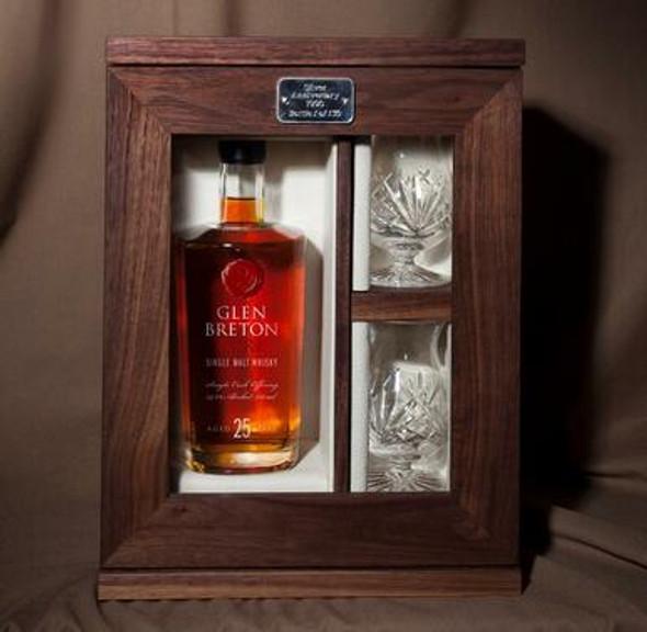 Glen Breton 25 Year Old Single cask Offering - Only 130 produced.