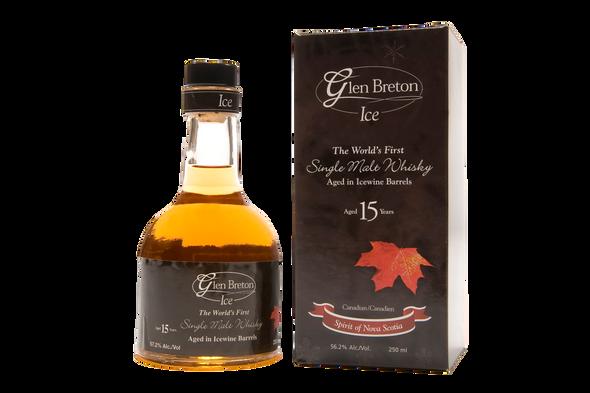 Glen Breton Ice - single malt whisky with an ice wine finish