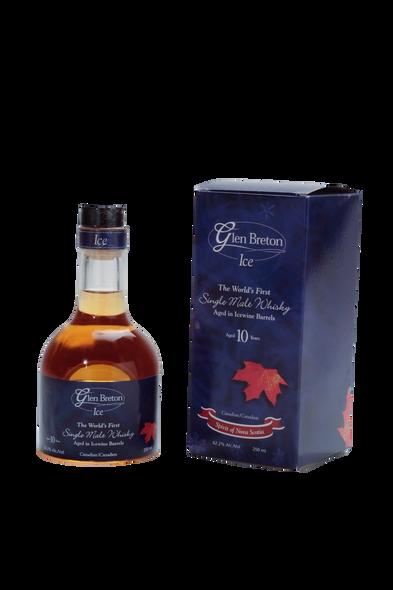 Glen Breton Ice Single Malt Whisky, whisky aged in ice wine barrels  | Online Whisky Store