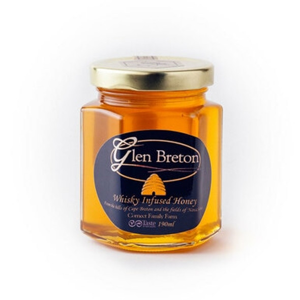 Glen Breton Whisky Infused Honey