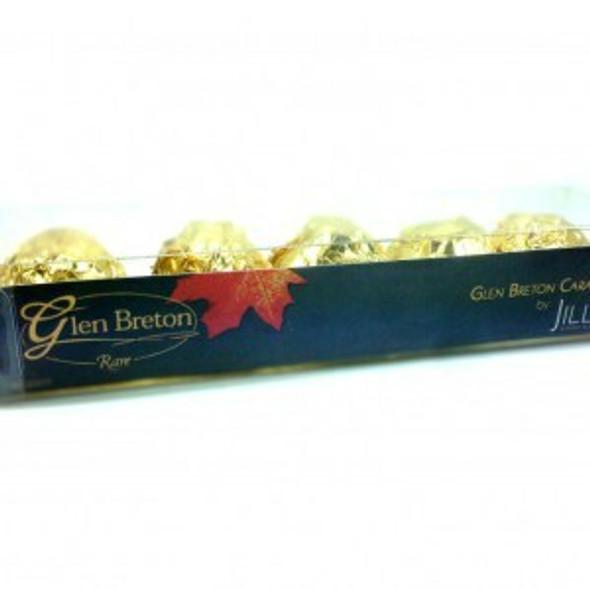 Glen Breton Caramels by Jill's Chocolates