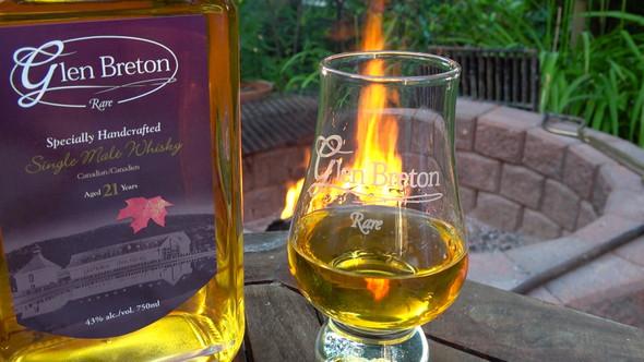 Glen Breton Rare 21 Year Old Single Malt Whisky | Whisky Sales Online