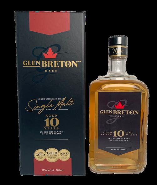 Glen Breton Rare 10 Year Old Single Malt Whisky |  Buy Whisky Online