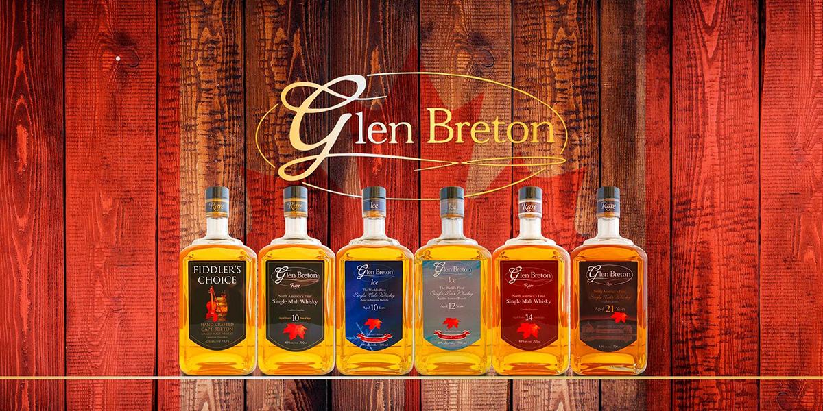 Glen Breton Single Malt Whisky