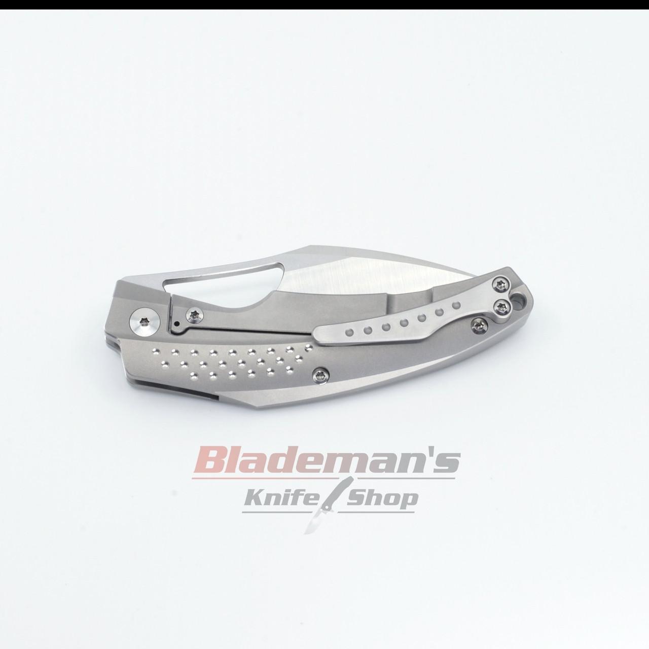 Reate Baby Machine  bead blast/satin