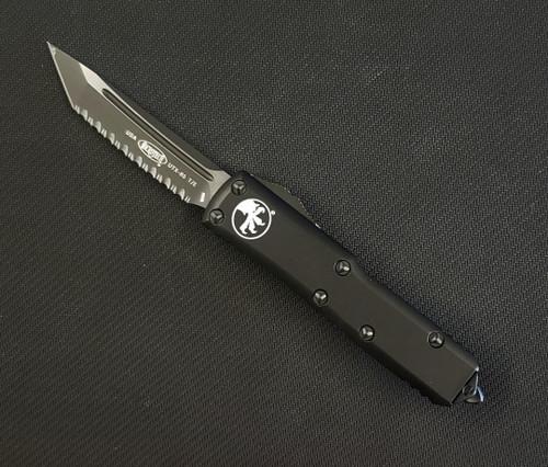 Microtech UTX-85 T/E Blk Tactical FS