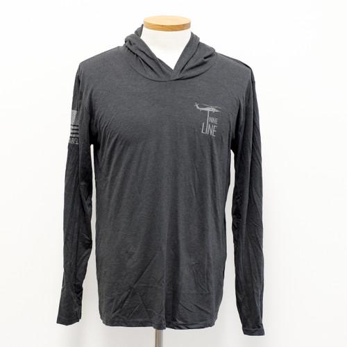 Nine Line Refect Hooded Shirt