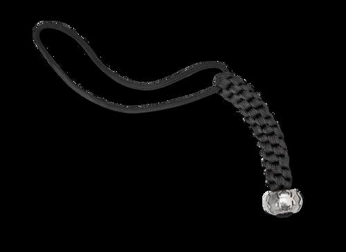 Spyderco Bead Round Pewter w/Lanyard