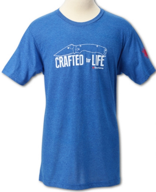 T-SHIRT MEN CRAFTED FOR LIFE