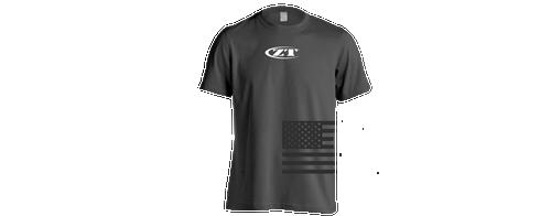 ZT Tshirt 2018 2 Charcoal