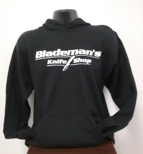 Blademan's Knife Shop Logo Hoodie
