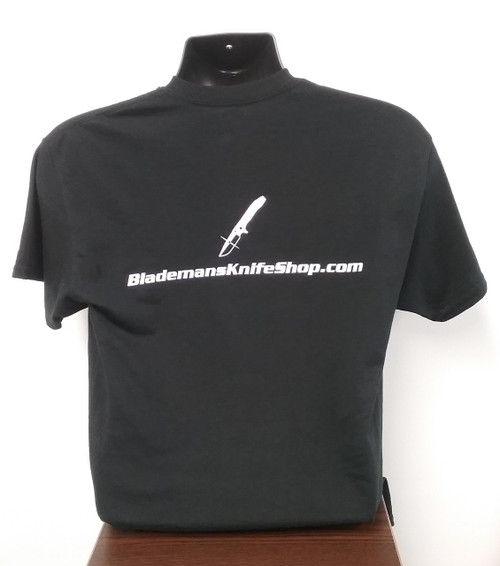 Blademan's Knife Shop Logo T