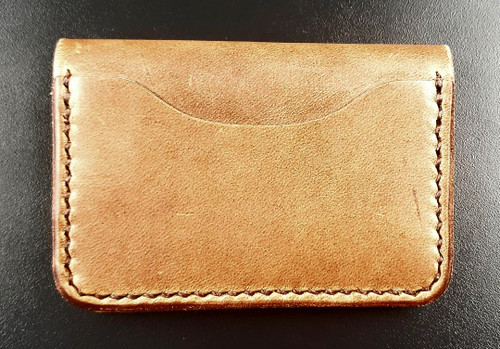 Wood N Steel 3 Pocket Wallet