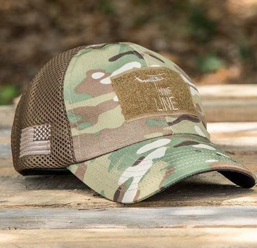 Nine Line Hat Multicam
