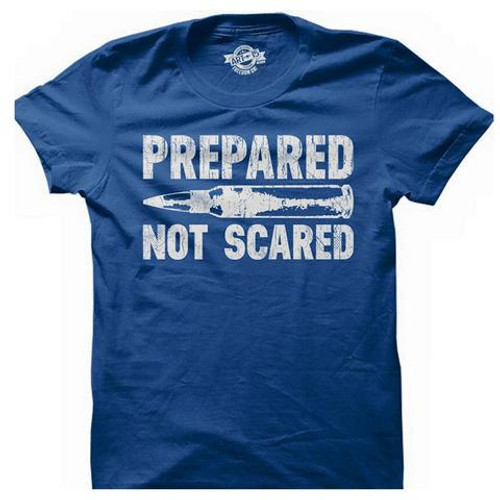 Article 15 - Prepared Not Scared