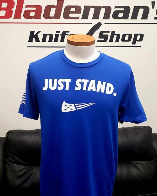 Nine Line Just Stand Tshirt