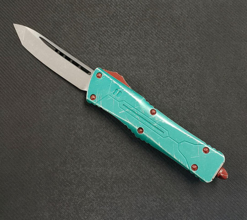 Microtech Combat Troodon T/E Bounty Hunter