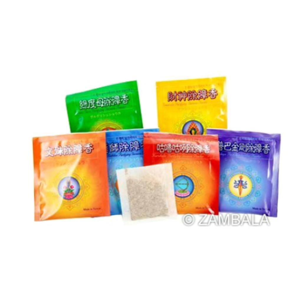Smokeless Incense Powder