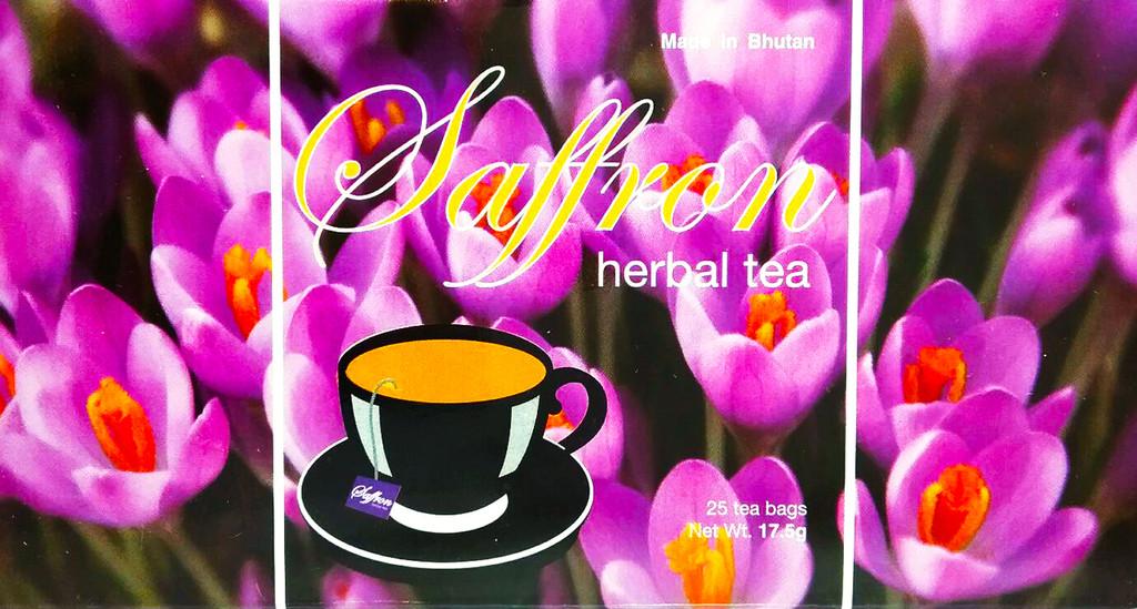 Bhutan Herbal Tea (Saffron Herbal Tea)