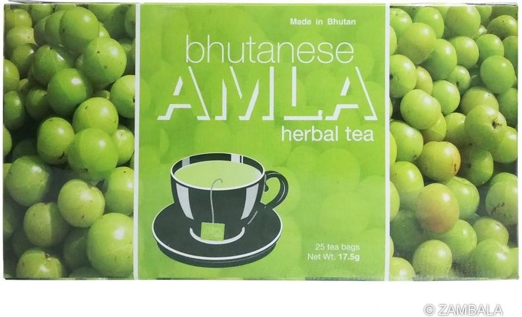 Bhutanese AMLA Herbal Tea