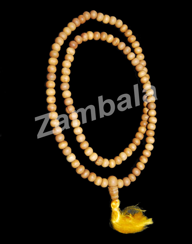 Indian Sandalwood Mala 7mm