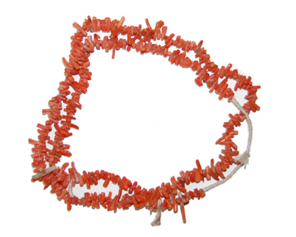 Antique Coral Strand