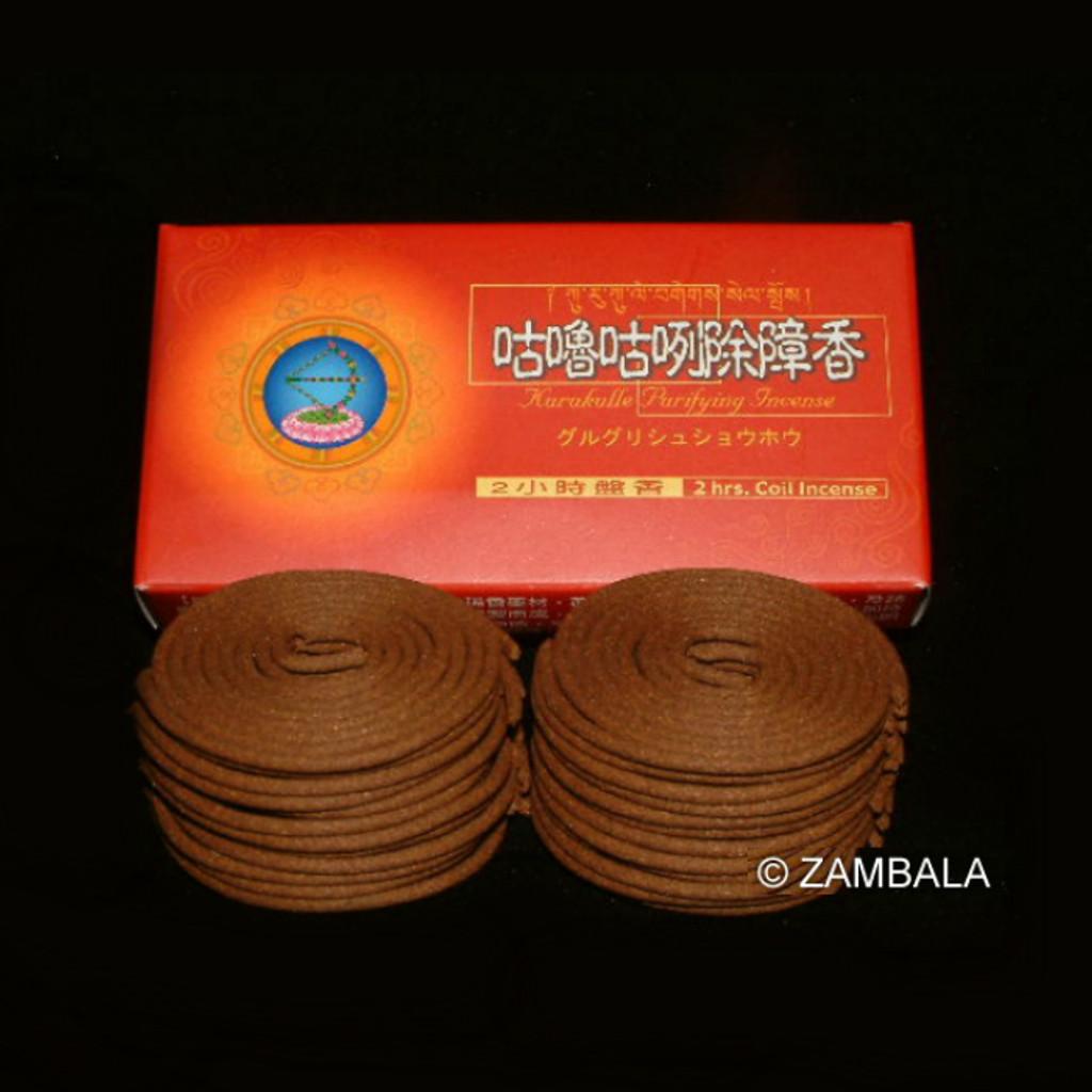 2 Hours Kurukulle Coil Incense - 48 Coils