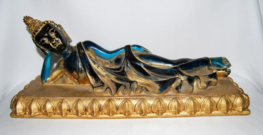 Thai Sleeping Buddha