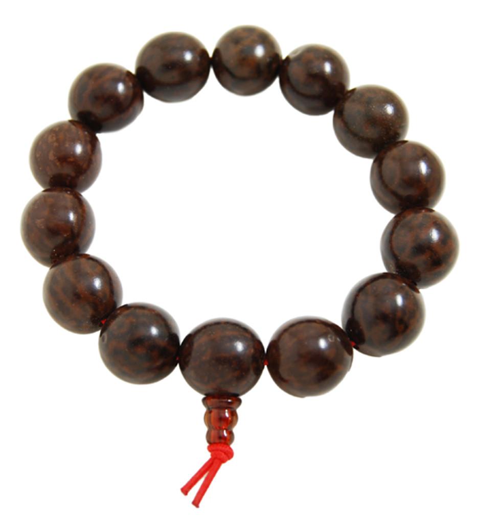 Flower Bodhi Seed Bracelet