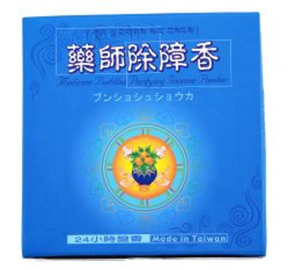 Medicine Buddha 24 Hrs coil Incense