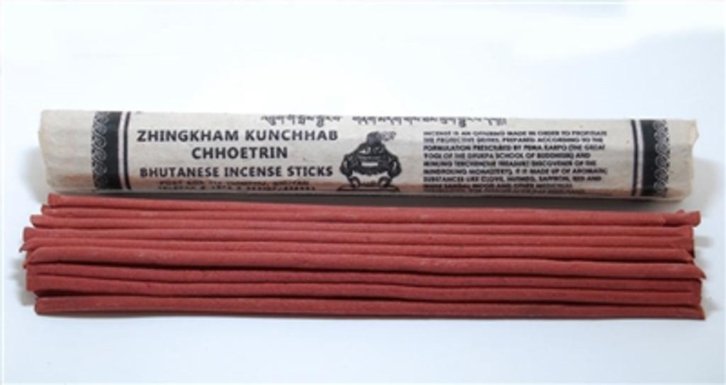 "Bhutanese Incense Sticks 7"""