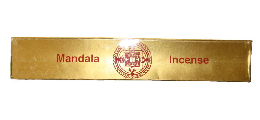 Mandala Stick Incense