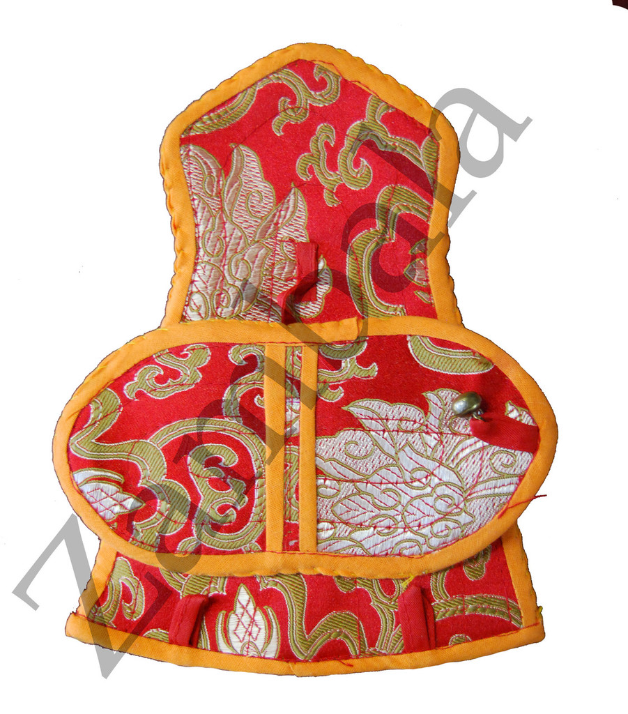 Bell and Dorjee Cover- Red(L)