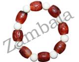 Carnelian Bracelet 8 Auspicious Carved