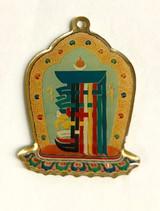 Kalachakra Pendant