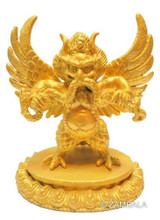 Garuda Gold Plated 3.25""
