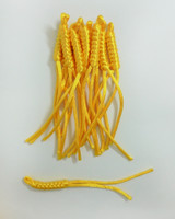 Knotted Talisman 100 yellow
