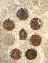 Buddhist Ornament Set