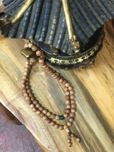 Sandalwood Mala - 8 mm