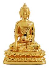 """Sakyamuni Buddha 2"""" Statue"""