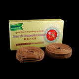 4 Hours Green Tara Coil Incense - 24 Coils