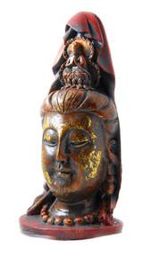 Kuan Yin Head Statue