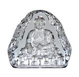 Buddha Crystal  Statue