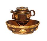 Zambala Chutor copper/brass 14.5cm