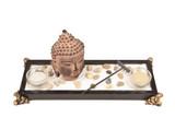 Zen Garden w/ Buddha