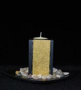 Zen Gold Foil Votive